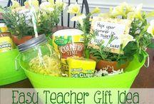 Teacher Gifts / by Michele Hoelzle