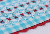 Stitching + Embroidery + Cross Stitch / by Cáu ~..~ Cláudia de Lucca