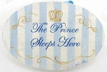 The Royal Baby Nursery - His Royal Nighness Prince of Cambridge / Fun royal baby items curated by The Well Appointed House www.wellappointedhouse.com - Purveyors of Luxuries for the Home / by The Well Appointed House by Melissa Hawks