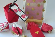 Chinese New Year (Kung Hee Fat Choy) cards & little gifts / by Cathleen Lorenzo