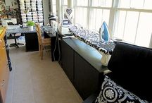 Sewing Room Ideas / by Geni M