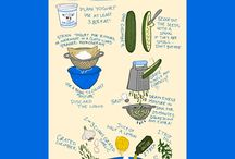 Summertime Recipes / by allison