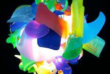 Plastic lighting and crafts / by maureen walsh
