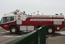 Military & Airport Fire Engines / by David Webb