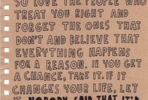 Inspiration and Stuff to Think About / by Colleen Ryan-Sticco
