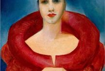 Painted Faces / The best of portrait drawing and painting. / by Judith Capener