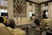 CHI ~ Designer tribute Michelle Nussbaumer / by Cornerstone Home Interiors