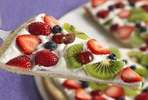 Healthy Desserts / by Jirah Newmarker