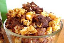 Popcorn / by Rachel Buckner