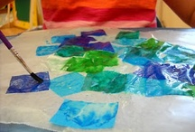 Earth Day Activities / Toddler and preschool earth day activities. / by Sheryl @ Teaching 2 and 3 Year Olds
