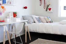 Home - Guest Bedroom / Making guests feel welcome and at home. / by Cecilie Malling