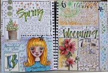 art journals / by Lain Ehmann