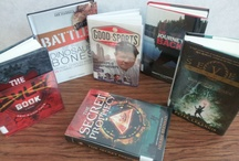 New Books! / Check out the new books at Curtis! / by Curtis Middle School Library