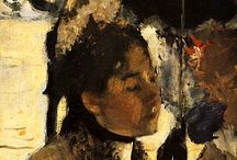 Edgar Degas / by Deb Venman
