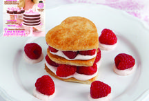 Valentine's Day / Valentine's Day recipes from the Sandra Lee Magazine / by Sandra Lee