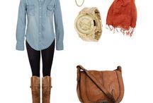 clotheshorse / Women's fashion  / by Sarah Materne