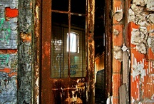 ABANDONED / by Linda Guedel