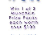 Munchkin Pin to Win / Help us rid the world of tired and mundane products!  Take part in #Munchkin Canada's Pin to Win contest on Pinterest. www.facebook.com/MunchkinCanada/app_328975307179679 and Post.  / by Carol
