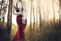 Red Riding Hood Inspiration / by Savannah Bridges