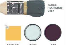 Color palettes / by Debbie Minarik