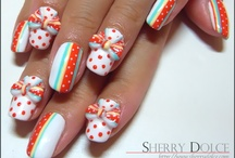Cute nail ideas 3 / by Brandy Girouard