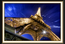 J'adore Paris ...♡♥ ... / by Kimberly Hamner