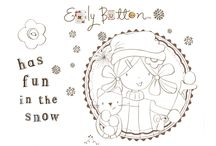 Emily Button Count Down to Christmas 2013 / by Emily Button