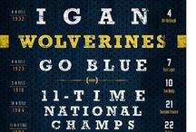 MGoBlue / by Cari Miles
