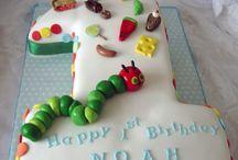 Childrens Cakes / by Lisa Hann