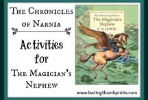 Breathing Narnian Air / Ideas for Camp 2014  / by Carrie Sippy