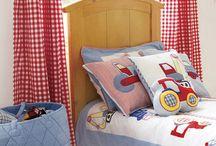 Deacon's big boy room / by Meredith Falk