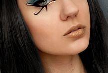 Halloween Makeup Inspo / by Alyson Ben-Yehuda