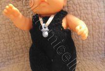 crochet mini ropita / by Cony Rebollo