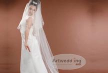 Bridal accessories / by Artwedding.com