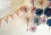 party ideas / by Megan Lane