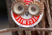 craft owls / by cathey hall