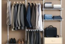 Aspirational Closet / by Bruce Vencill