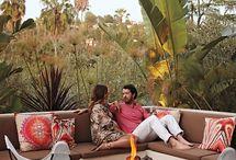 Home Decor ~ Deck & Slope Gardening / Expedia® CruiseShipCenters® ✈ Rachel Mellotte (360) 833-9479 ✈ www.rachelmellotte.cruiseshipcenters.com / by Rachel Mellotte