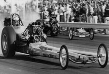 Throwback Thursdays / This board will take you back to some of the greatest moments in NHRA history.  Come back each week to check it out!  / by NHRA