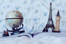 Paris je t'aime / by Grace Lyden