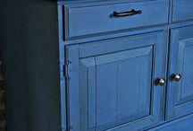 DECORATE furniture / by Gail Gassen