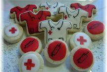 Nursing! / by Tiffany Osburne