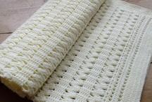 crochet: blankets / by Mika Hillery
