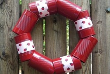 Recycled crafts / by Heather Goughnour Odkan