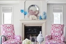 fireplaces / by Jennifer Angelos