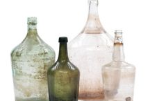 Bottles and glass / by Monica Reed