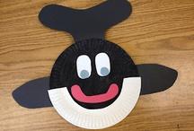 Kindergarten Fun / by Sharon Baguyo