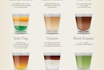 Drinks / by Dawn Woolacott-Myers