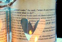 Mason jar creations / by Kelley Hook