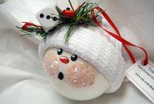 Christmas / by Kellie Fitzpatrick